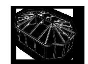 zabudowy tarasów